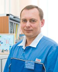 Ведущий ринохирург клиники Максим Михайлович Зырянов