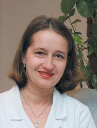 ПЕТРОВА И. А., лор-врач