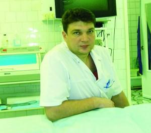 Врач травматолог-ортопед