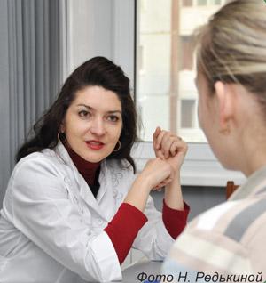 Оксана Валерьевна   ГОЛОВЕНКИНА, врач  высшей категории гинеколог-эндокринолог
