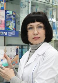 Лариса Владимировна Дмитриева
