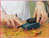 Передача данных в диагностический центр по телефону