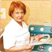 Ольга Владимировна Горностаева
