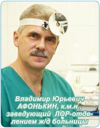 Афонькин В. Ю.