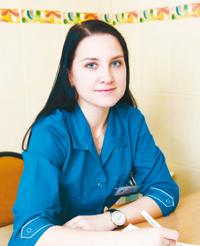 Эмилия Павловна ЭГЛИС, аллерголог-иммунолог