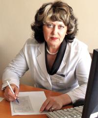 Тамара Леонидовна ПАНЧЕНКО