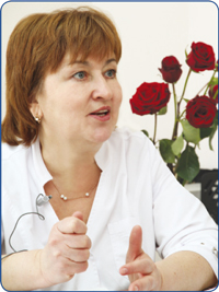 Ольга Михайловна  БЕЛЕТЕЙ