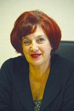 Галина Константиновна Фролова, председатель краевой ассоциации страховых медицинских