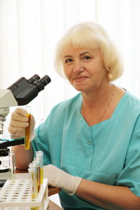 Белозерова Любовь Филипповна, медсестра кабинета дуоденального зондирования