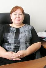 Кулакова Галина Олеговна