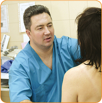 Хирург онколог-маммолог, врач высшей категории Вадим Михайлович КАЗАКОВ