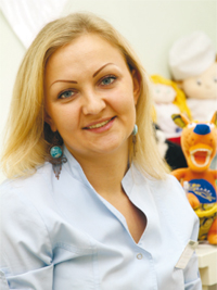 На вопросы пациентов отвечает детский врач-стоматолог Жанна Юрьевна Козлова