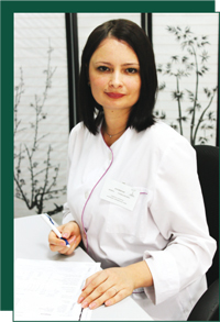 Ирина Геннадьевна РАГИНЕНЕ, врач-сомнолог, невролог, кандидат медицинских наук