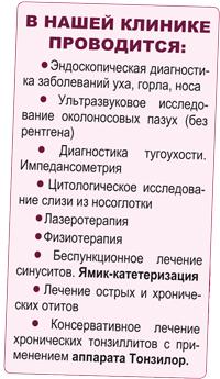 ЛОР-центр Риномед-Плюс