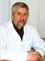 Врач высшей категории Евгений Леонидович МАЛКОВ