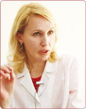 Виталина Анатольевна Вантяева, врач-психотерапевт детско-подросткового дневного стационара краевого психоневрологического диспансера