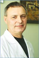 Владимир Харитонович ХЛУД,  заведующий хирургическим отделением, врач высшей категории