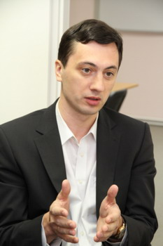 Исполнительный директор, врач-организатор здравоохранения Александр Олегович ФЕТИСОВ