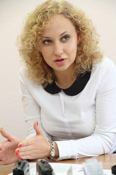 Директор предприятия «КрасНЕО» Наталья Николаевна ЖУКОВА