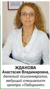 Жданова Анастасия Владимировна