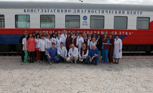 Передвижной консультативно-диагностический центр «Доктор Войно-Ясенецкий (святитель Лука)»