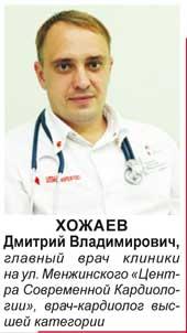 Хожаев Дмитрий Владимирович