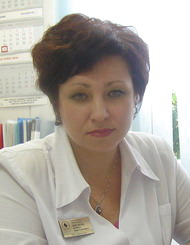 Заведующая Центром управления запасами крови, врач высшей категории Ирина Похабова