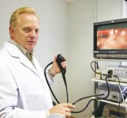 Валерий Олегович  ТИМОШЕНКО, директор клиники «КЭТ», д.м.н., профессор КрасГМУ
