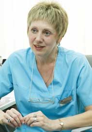 Татьяна Вячеславовна ПЕТРУСЁВА, офтальмохирург «Клиники микрохирургии глаза на Маерчака», врач высшей категории