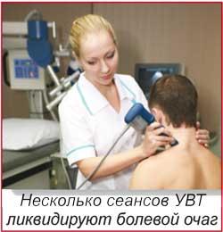 Ударно-волновая терапия в Центре Современной Кардиологии, Красноярск