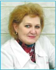 Врач-сурдолог высшей категории Светлана Владимировна ЧИХАЧЁВА