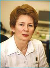 Ольга Константиновна Шмандина, офтальмохирург