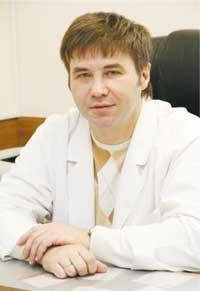 Андрей Иванович Вергунов, врач-гинеколог высшей категории, ведущий гинеколог-эндохирург «ЦЭТа»
