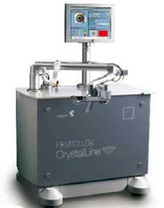 Швейцарский фемтосекундный лазер FEMTO LDV CrystalLine
