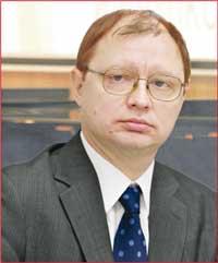 Алексей Владимирович ПРОТОПОПОВ, профессор, доктор медицинских наук, депутат Законодательного собрания Красноярского края