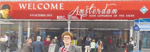 31-й Европейский конгресс по катарактальной и рефракционной хирургии