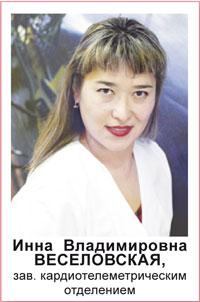 Инна Владимировна Веселовская