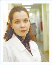 врач-эндокринолог Евгения Сергеевна ИВЛИЕВА