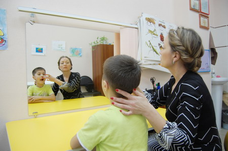 Детский логопед, лечение заикания Красноярск