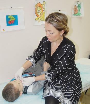 Детский логопедический массаж, Красноярск