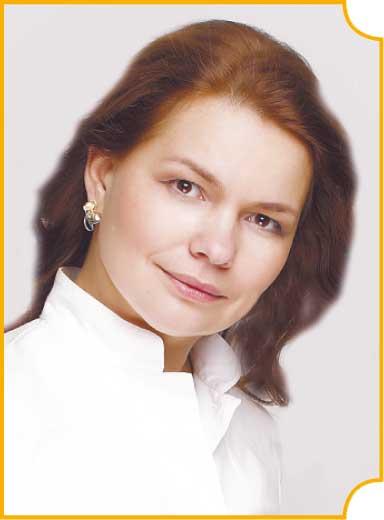 главный врач клиники effi, к.м.н. Ирина Владимировна АНДРИЯНОВА