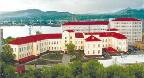 Красноярская железнодорожная больница