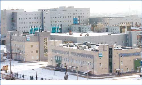 Красноярский краевой онкологический диспансер