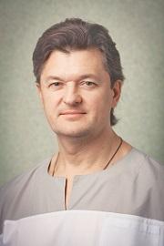 сосудистый хирург, врач-флеболог красноярской «Клиники новых технологий» Виталий Иванович КОЛЬГА