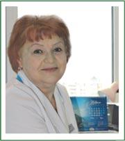 Валентина Ануфриевна КОШУБА, детский ЛОР-врач
