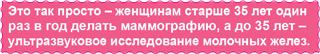 Периодичность прохождение маммографии. Профилактика рака молочной железы. Красноярск.