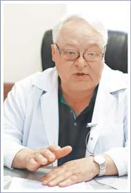 Хирург Александр ЧАЙКИН
