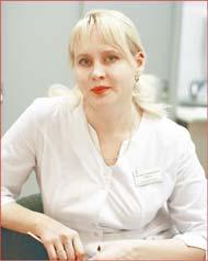 заведующая клинико-диагностической лабораторией «ЦСК» Оксана Викторовна ЯНКОВА