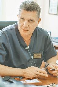 Александр Александрович ЗАХАРЧЕНКО, колопроктолог Красноярск