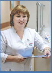 специалист «Центра Эндохирургических Технологий» врач-колопроктолог высшей категории Ольга  Михайловна БЕЛЕТЕЙ